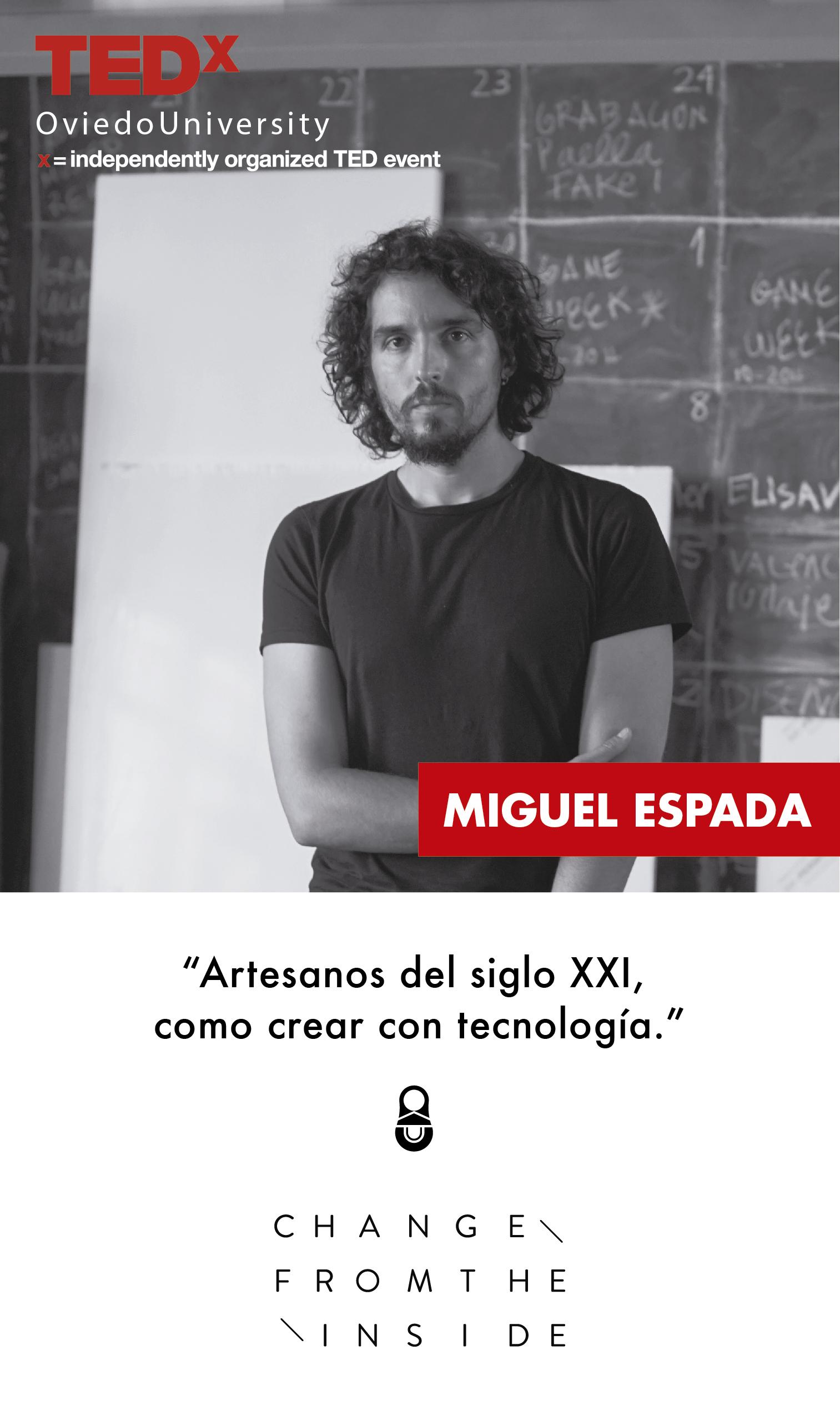 MIGUEL ESPADA